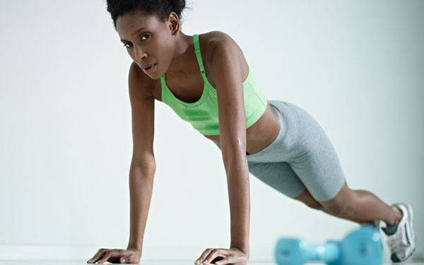 E-news November 2013 5-minute workout