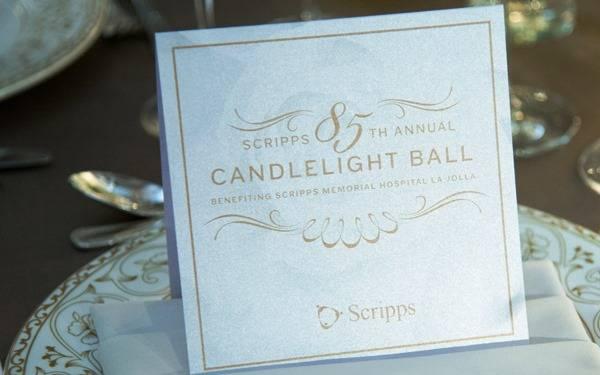 85th annual Scripps La Jolla benefit was held December 6th, 2014.