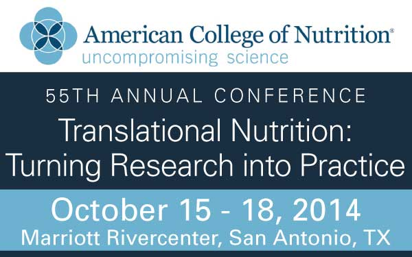 American College of Nutrition Brochure Image 2014 600 by 375