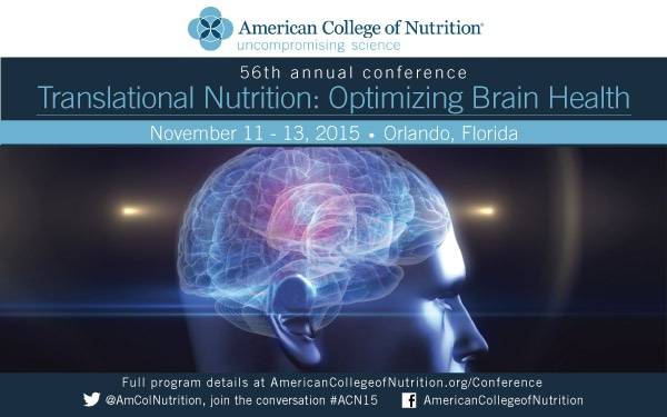 ACN Fall, 2015.  Join world renowned researchers and clinicians November 11-14, in Orlando, Florida.
