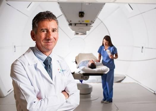 Astro cms dr carl rossi 2 in treatment room
