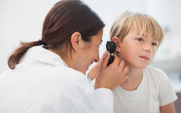 Ways to help reduce a childhood ear infections.