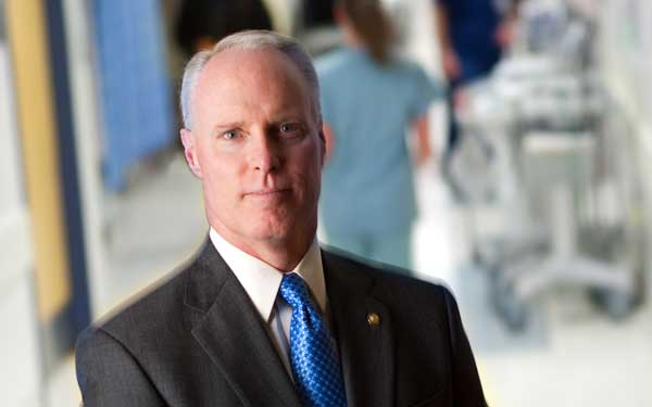 Scripps Health's Chris Van Gorder has been elected Chairman-Elect of the American College of Healthcare Executives.