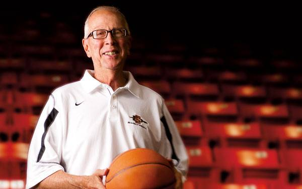 Infinity Challenge Coach Steve Fisher