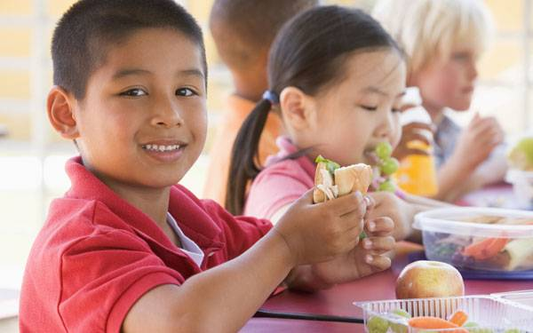 Help your kids learn healthy eating habits for life.