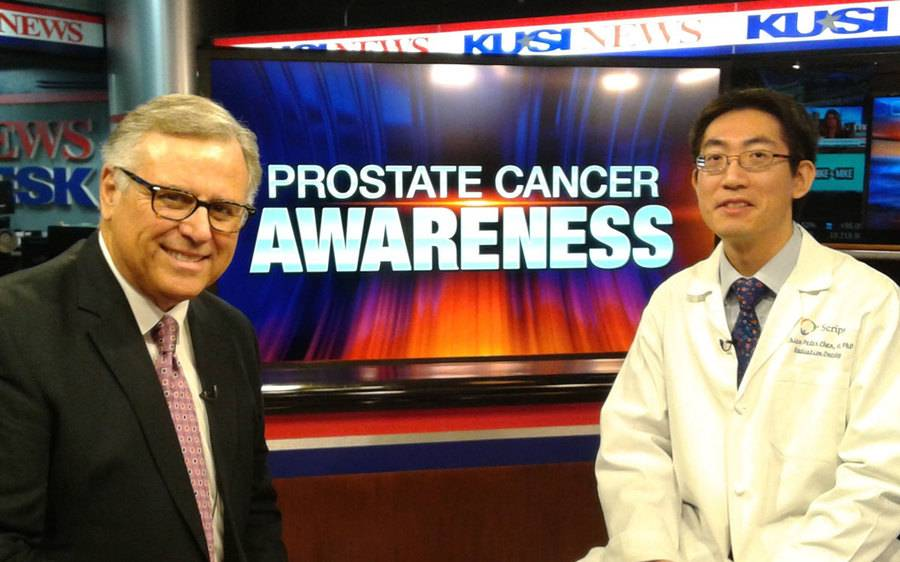 Scripps Physician Discusses Cancer Treatments on KUSI