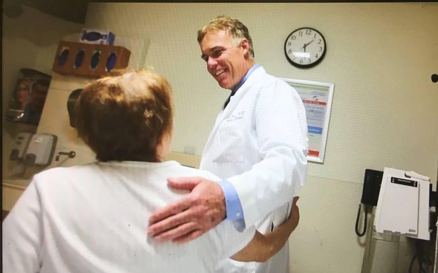Dr Shawn Evans Emergency Medicine Geriatrics Scripps