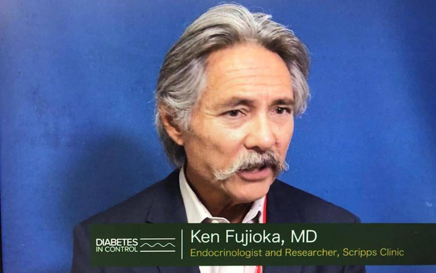 Ken Fujioka, endocrinologist and researcher, Scripps Clinic