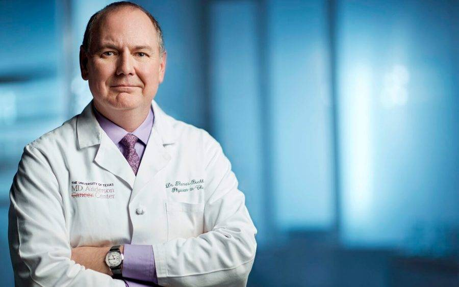 Scripps MD Anderson Cancer Center Names New Director - Scripps Health