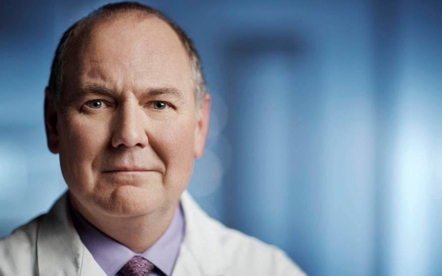Dr. Thomas Buchholz, new medical director of Scripps MD Anderson Cancer Center