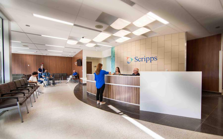 Scripps Memorial Hospital Encinitas will open their new critical care pavilion on July 1.
