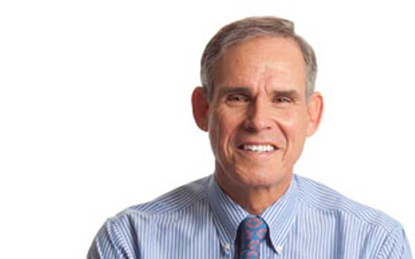 Eric Topol, MD, cardiologist and chief academic officer at Scripps Health.