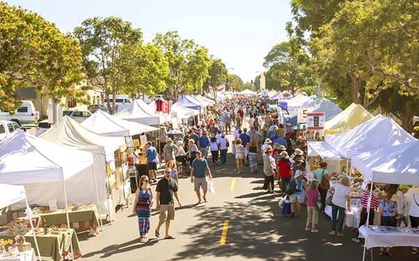 Image result for encinitas street fair
