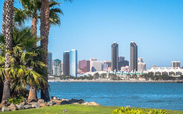 San Diego Downtown Partnership and Scripps Healthy Living in the City