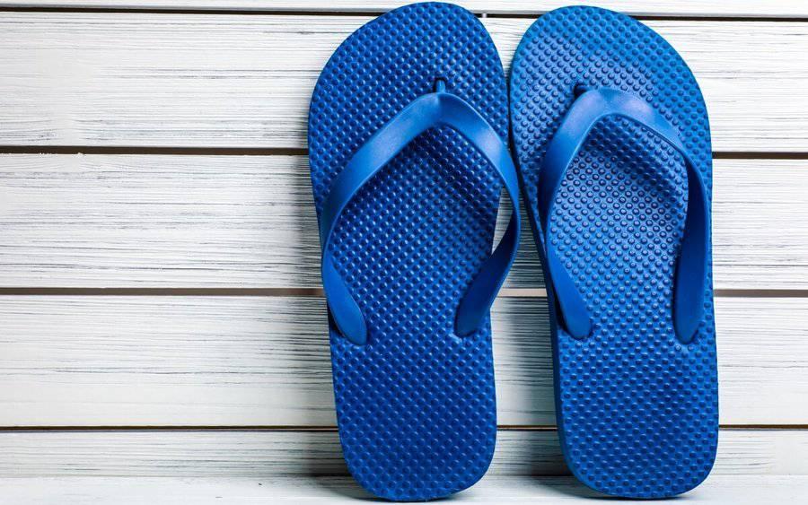 Flip-Flops Can Cause Plantar Fasciitis