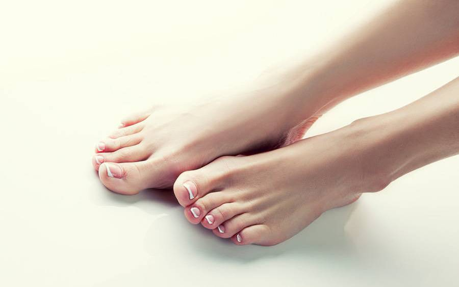 Diabetic foot care.