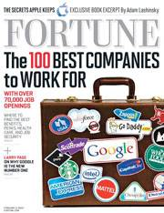 Fortune Magazine Cover 2012