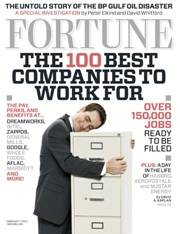 Fortune bestcompanies 2011