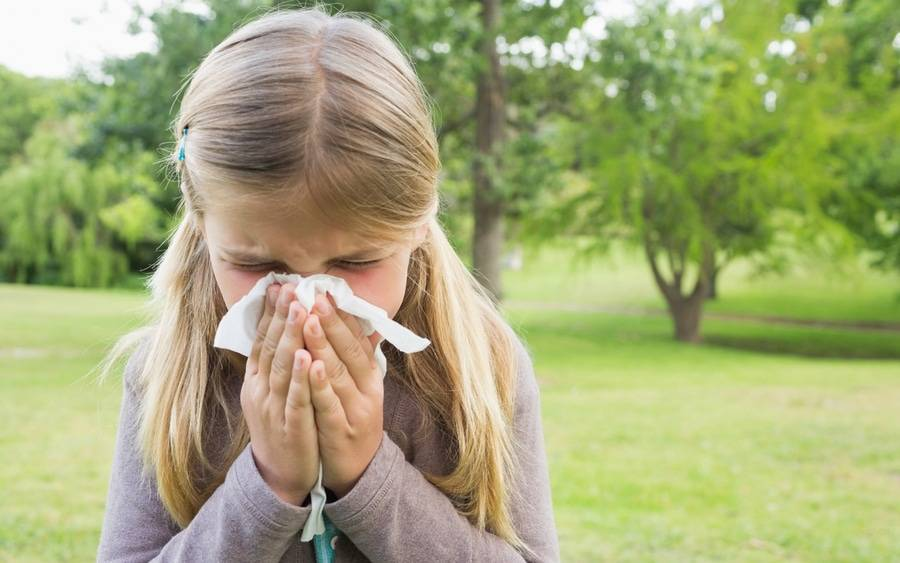 Girl coughing. Is it whooping cough or a cold?