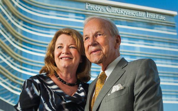 Philanthropists Debbie Turner and Conrad Prebys are helping Scripps usher in a new era of heart care excellence in San Diego—and beyond.