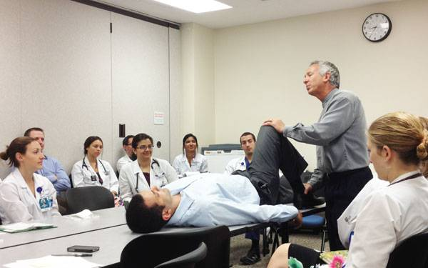GME Scripps Clinic Didactic Rotation 600x375