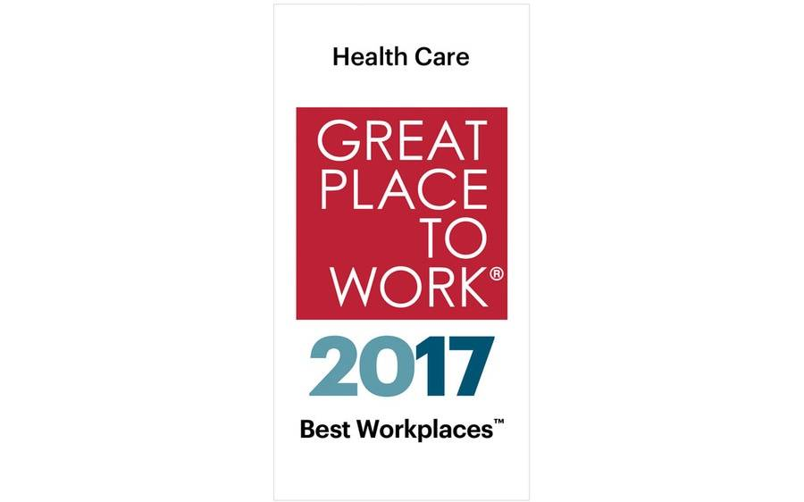 Scripps receives GPTW health workplace award.