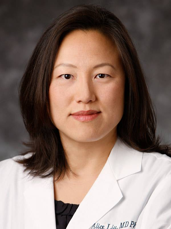 Dr. Alice Liu, MD