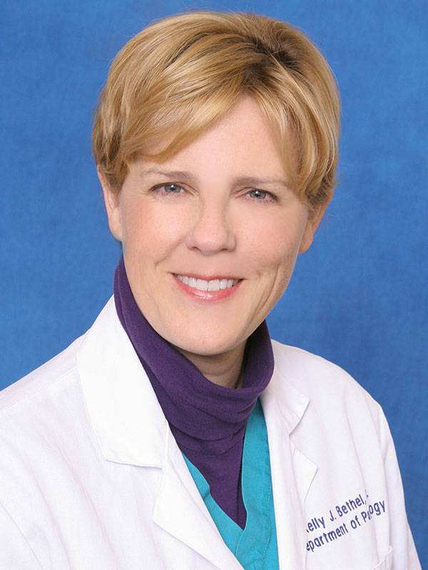Pathologist Kelly Bethel, MD