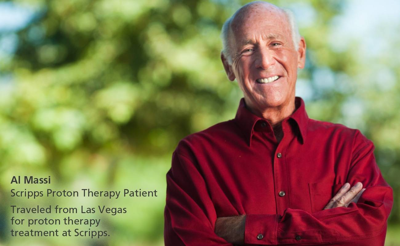 Scripps Proton Therapy Center offers travel and lodging discounts and concierge services to patients traveling from outside of San Diego.