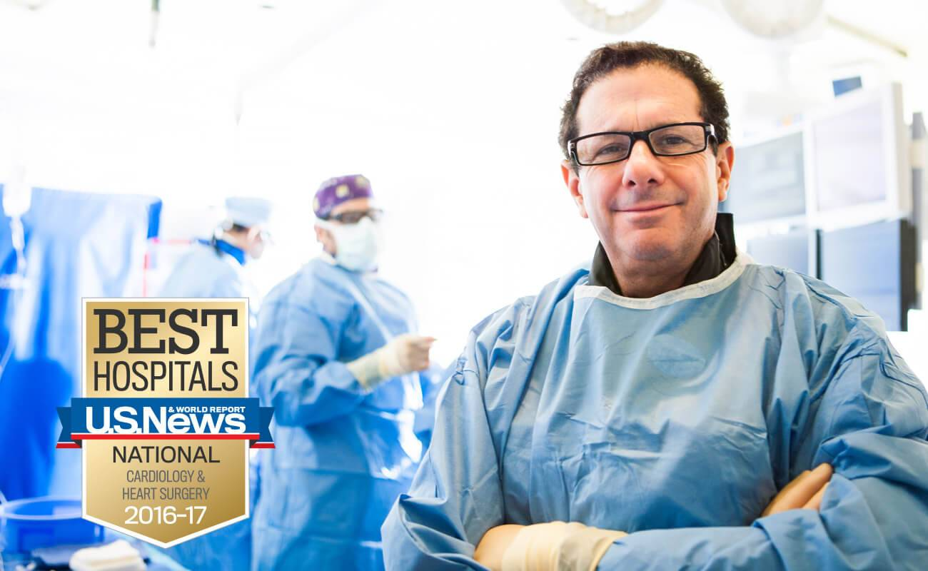 Scripps Health interventional cardiologists are nationally recognized experts in the latest techniques and treatments