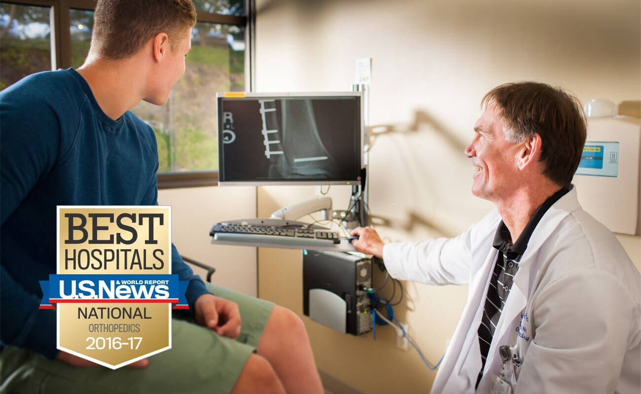Scripps Health offers expert orthopedic care in San Diego
