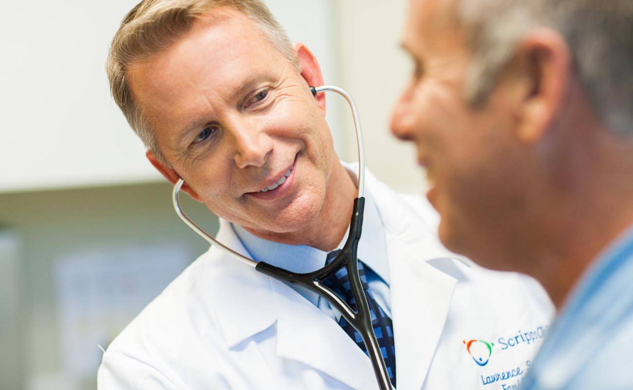 Scripps Health provides quality primary care throughout San Diego.