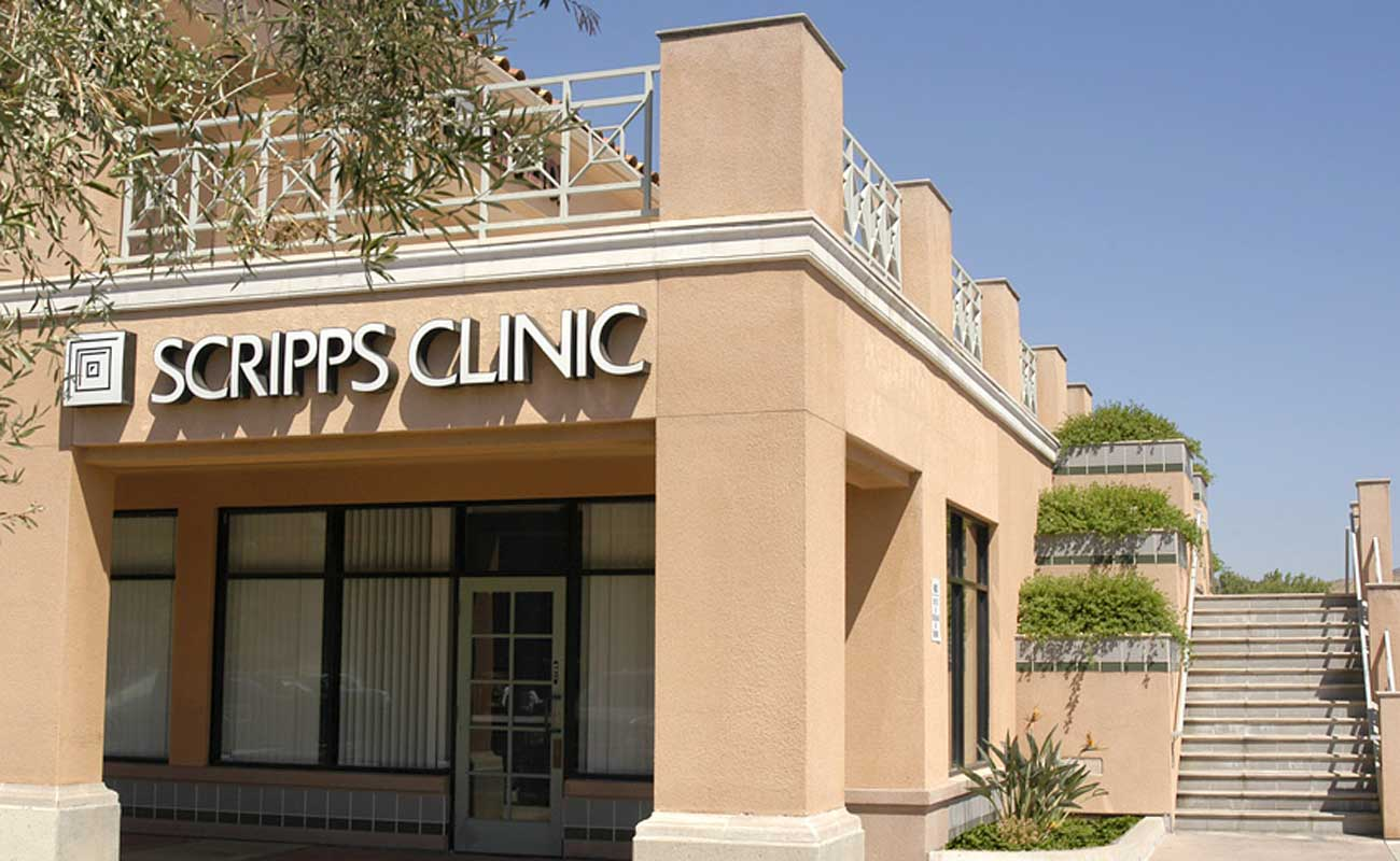 Scripps Clinic Santee Location Image 1300 × 800