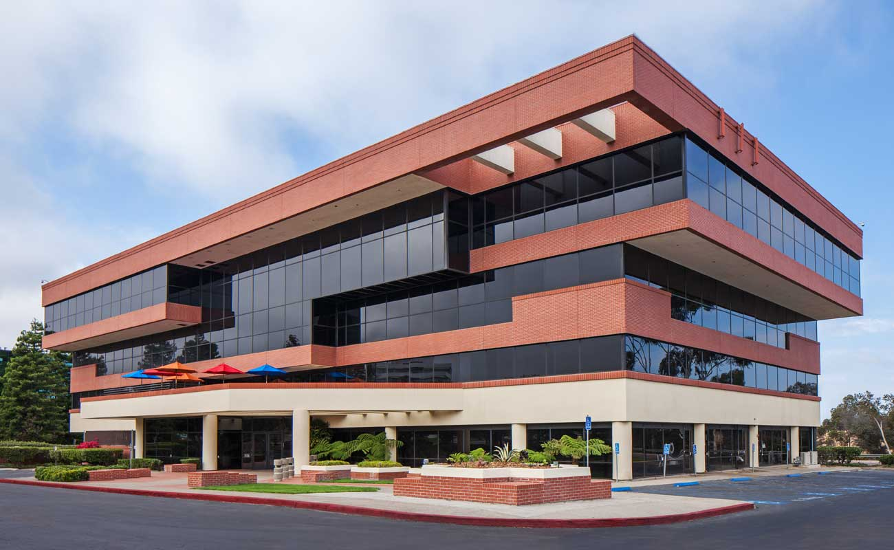 An image of the Scripps Whittier Diabetes Institute.