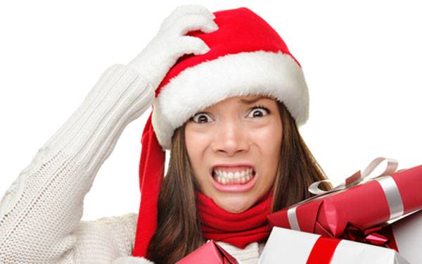 News Transform Holiday Stress Into Strength