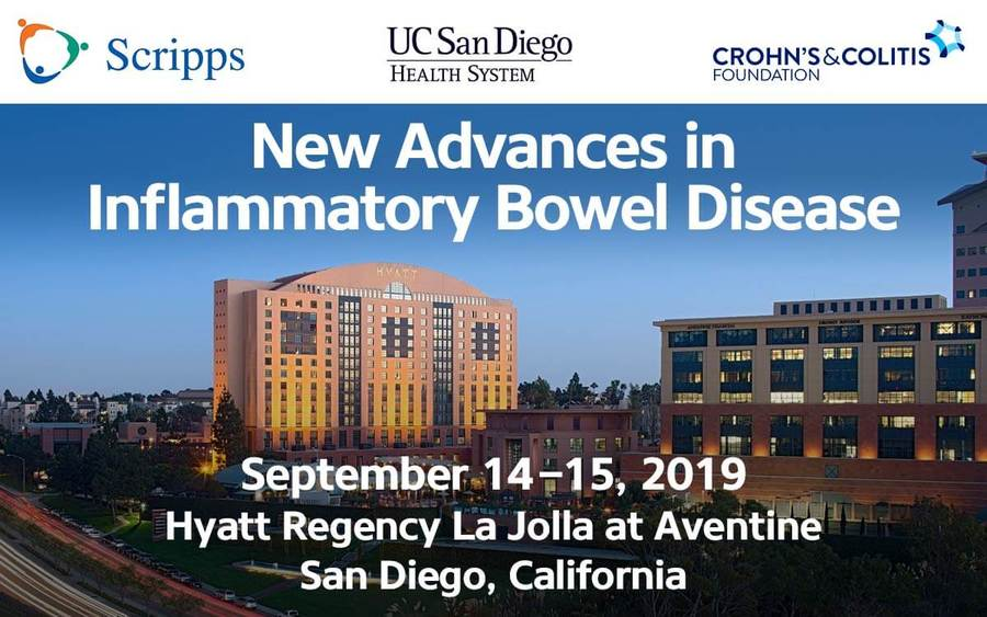 Inflammatory Bowel Disease CME Conference - San Diego