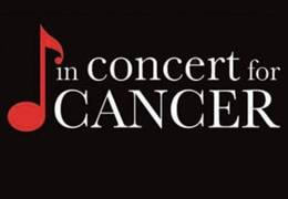 In Concert for Cancer Logo 260×180