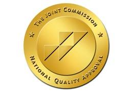 Joint Commission Gold Seal 260 x 180