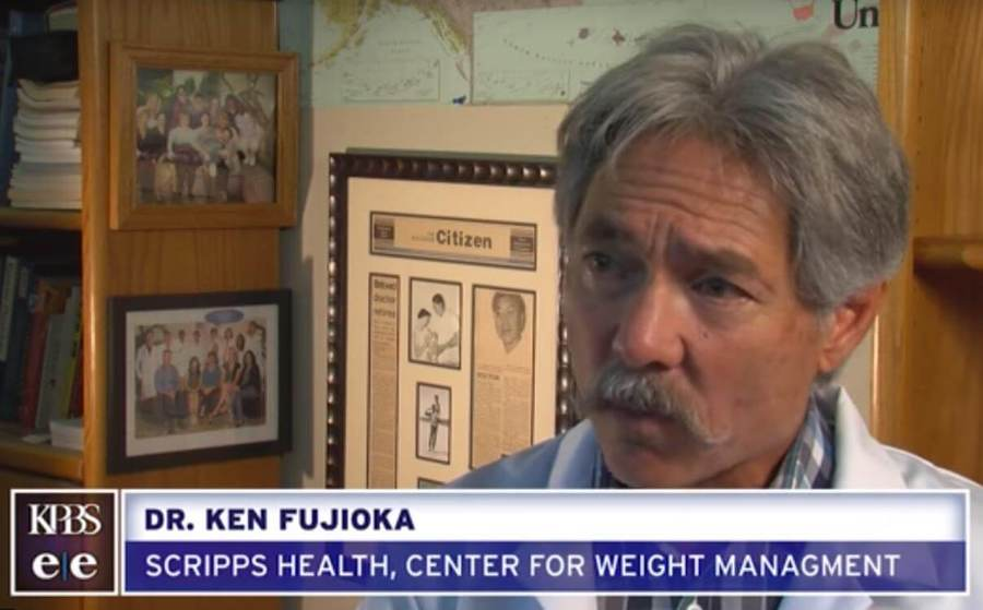 Scripps MD, Ken Fujioka, discusses how quitting smoking may lead to weight gain.