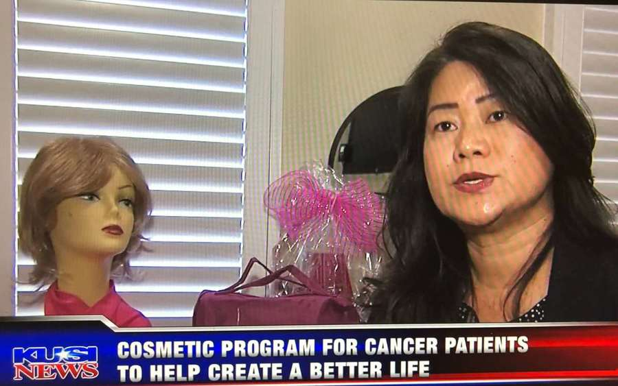 Scripps O'Toole Breast Care Center Nurse Navigator Kimi Nguyen