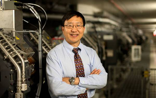 Lei Dong, PhD, chief medical physicist at Scripps Proton Therapy Center.