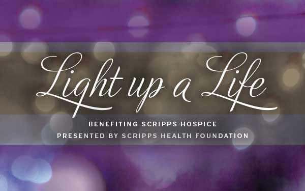 Attend the 2014 Light Up a Life event.