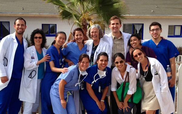 Scripps Family Medicine Residency local and global health electives.