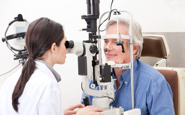 Scripps Health ophthalmologist, Dr. Richard Lin, on treatment of Dry Macular Degeneration and persons that are legally blind.