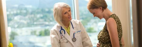 OB-GYNs at Scripps Health provide prenatal care at locations throughout San Diego.
