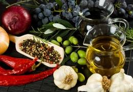 May 2012 enews Mediterranean diet 260 × 180