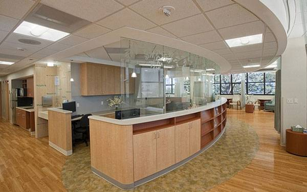 Outpatient cancer treatment services now provides an aesthetically-appealing environment that was designed to enhance healing.