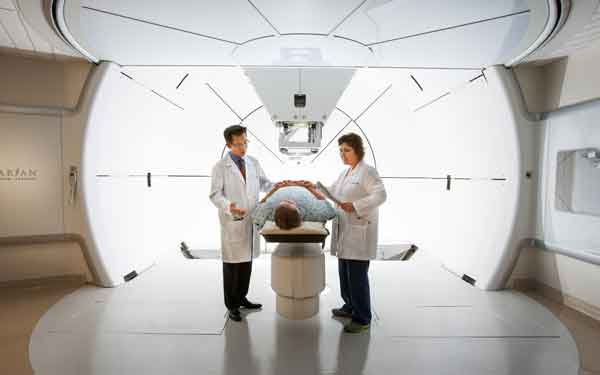 Scripps proton therapy is deemed a treatment option for cancerous or non-cancerous conditions. Scripps medical team uses computer modeling of the site to formulate a treatment plan.