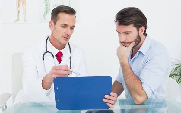 Scripps Health helps men identify illnesses in their earliest stages, often before symptoms. It is recommended men have screening tests every year starting at age 20 unless otherwise indicated.