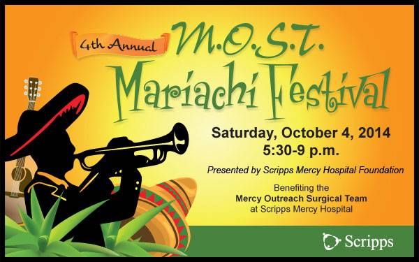 Giving MOST Mariachi Festival 600×375